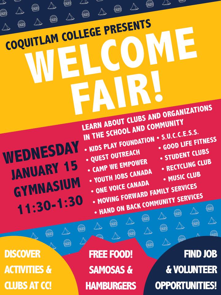 Welcome-fair